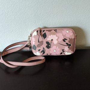 KATE SPADE NY Briar Lane Floral Crossbody Bag